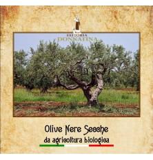Olive Nere Secche 250g -...
