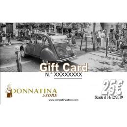 Gift Card Donna Tina 25€