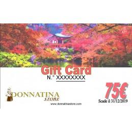 Gift Card Donna Tina 75€