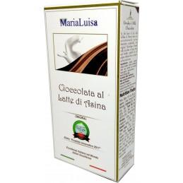 Donkey Milk Chocolate 50g -...