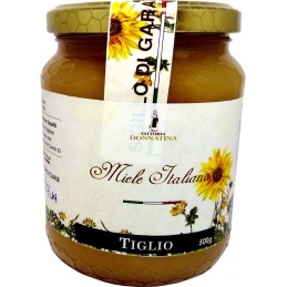 Linden - Organic Honey 500g