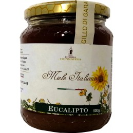 Eucalyptus - Organic Honey...