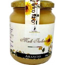 Orange - Organic Honey 500g