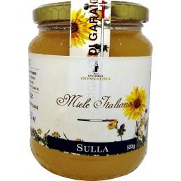 Sulla- Organic Honey 500g