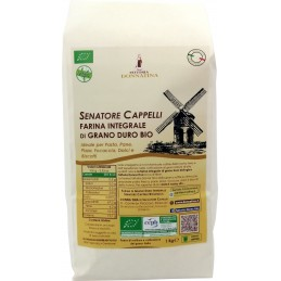 Whole Wheat Flour Bio 5kg -...