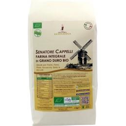 Semi-wholemeal flour type 1...