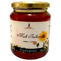 Castagno - Miele Biologico...