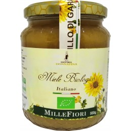 Wildflower - Organic Honey...