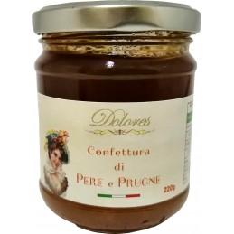 Pere e Prugne - Confettura...