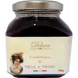Mele e More - Confettura 350g