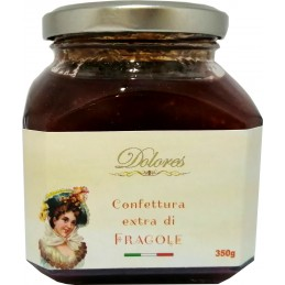 Strawberries - Extra Jam 350g